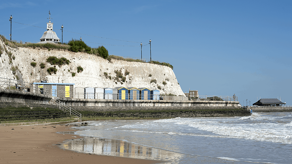Louisa Bay Chalets, Broadstairs