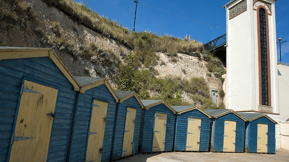 Viking Bay Chalets, Broadstairs