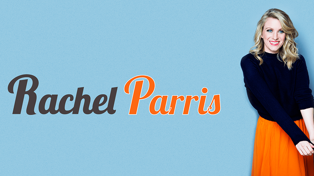 Rachel Parris – All Change Please