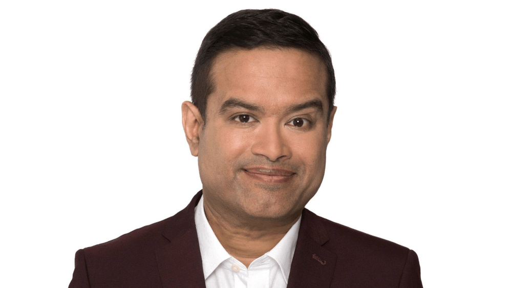 Paul Sinha – Hazy Little Thing Called Love