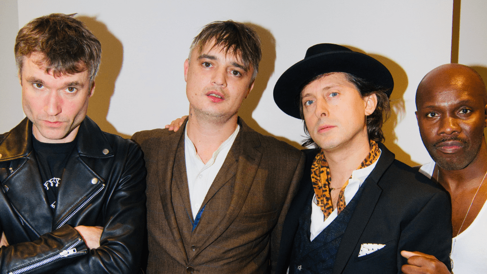 The Libertines Giddy Up 2021 Tour